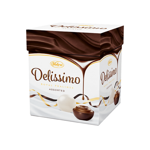 Delissimo Assorted 208g