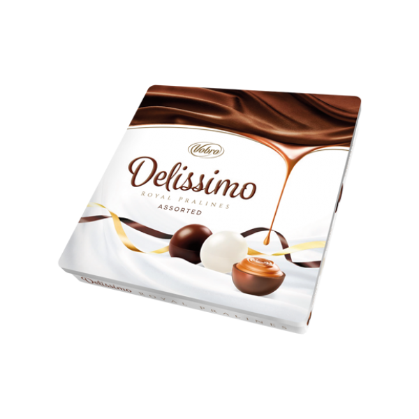 Delissimo Assorted 157g puszka