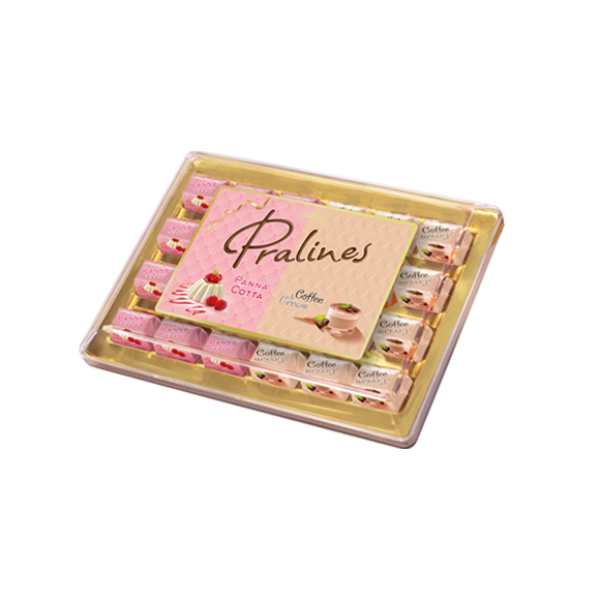 Pralines Panna Cotta, Coffee & Cream 290 g