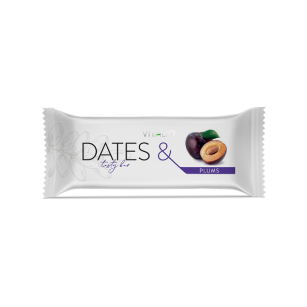 Vitalio Dates & Orange Plum 28 g
