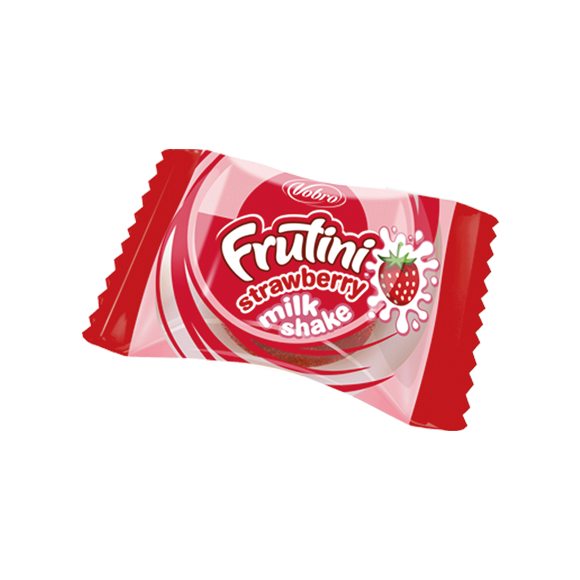 Frutini Strawberry Milk Shake 3 kg