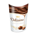 Delissimo Hazelnut & Milk Chocolate 105g