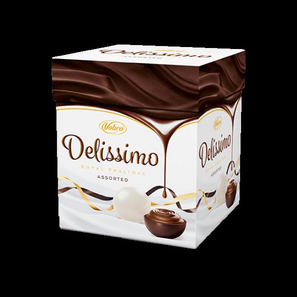 Delissimo Cocoa & Milk 208g