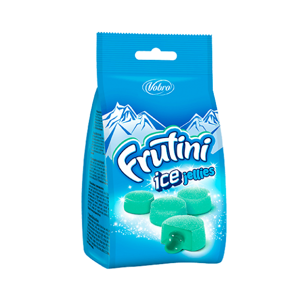 Frutini Ice Jellies 90 g