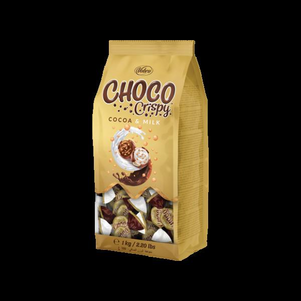 Choco Crispy Cocoa & Milk 1 kg