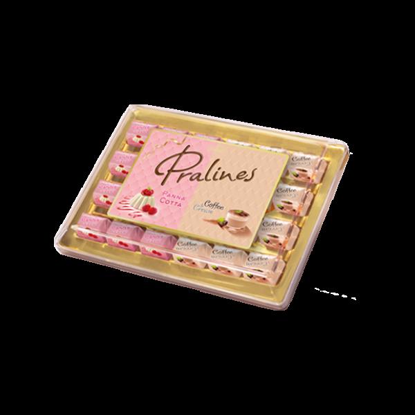 Pralines Panna Cotta, Coffee & Cream 290 g