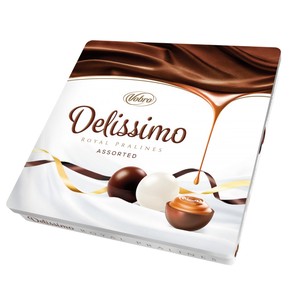 Delissimo Assorted 157 g puszka