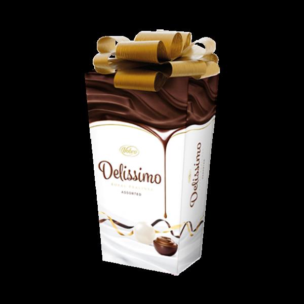 Delissimo Cocoa & Milk Prezent 208 g