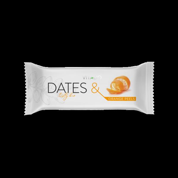 Vitalio Dates & Orange Peels 28 g