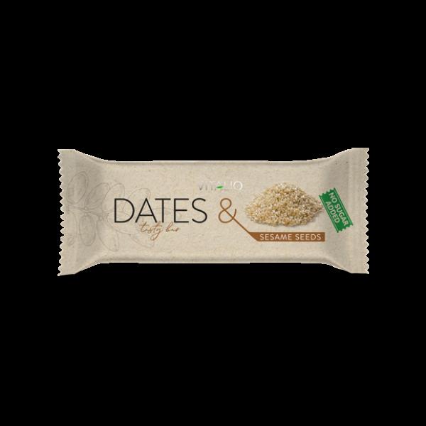 Vitalio Dates & Sesame Seeds 28 g