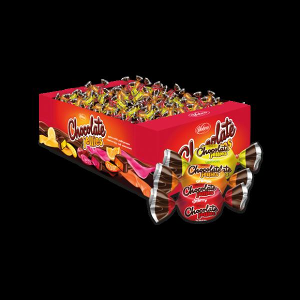 Chocolate Jellies 3 kg