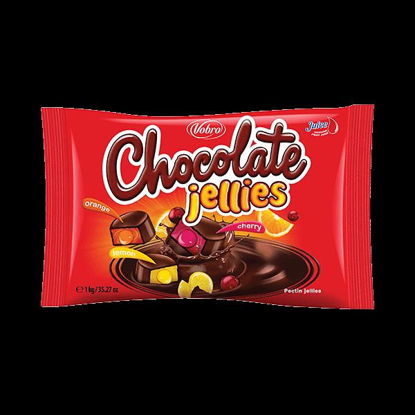 Chocolate Jellies 1kg