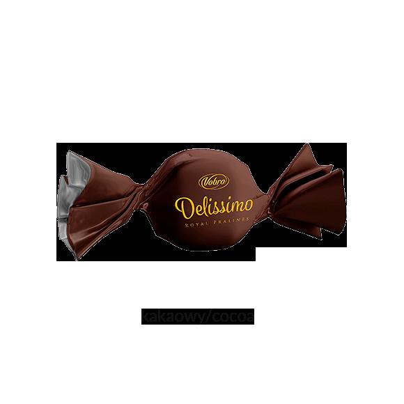 Delissimo Cocoa &MilkPrezent208g