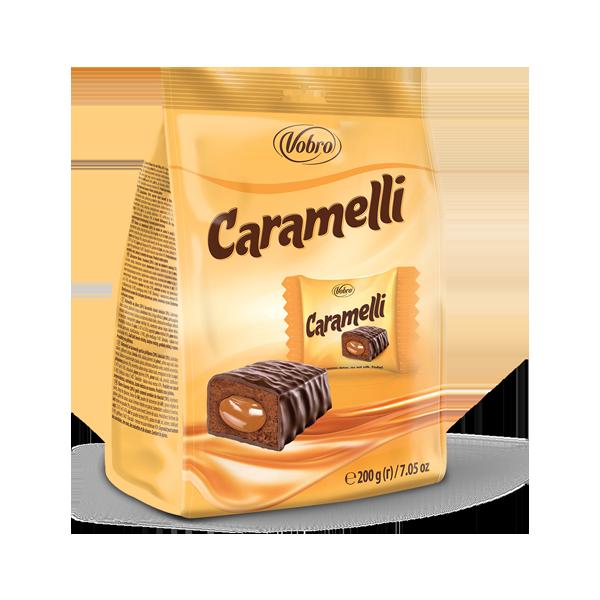 Caramelli 200g