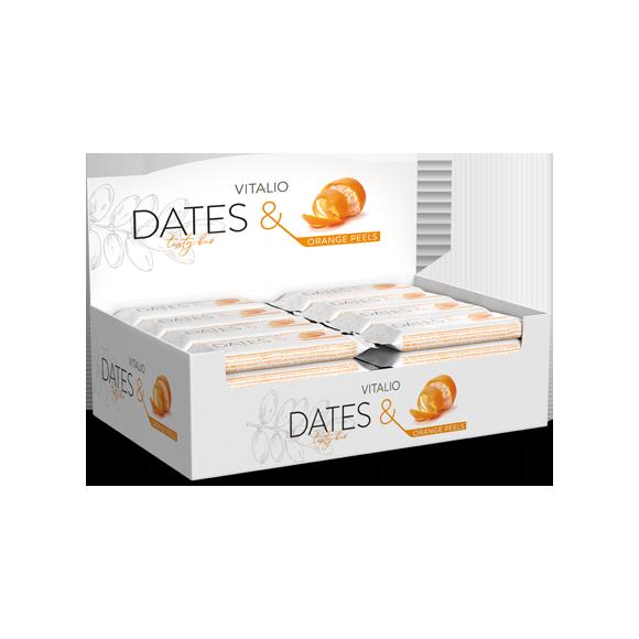 Vitalio Dates & Orange Peels 28g