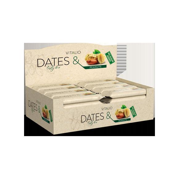 Vitalio Dates & Peanuts 28g