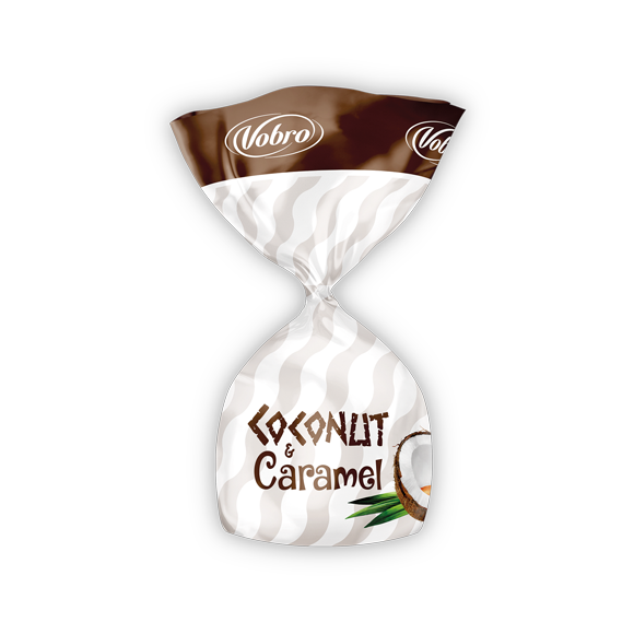 Praliny Coconut & Caramel 2 kg