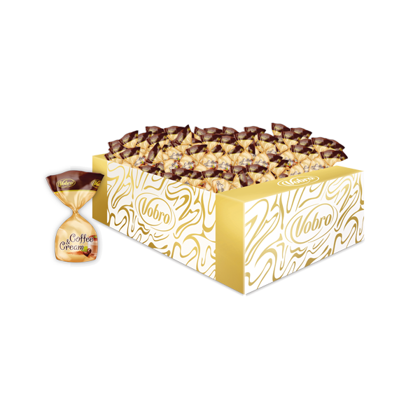 Praliny Coffee & Cream  2 kg