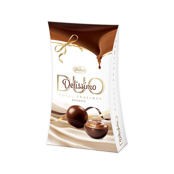 Delissimo Duo Brownie 105 g