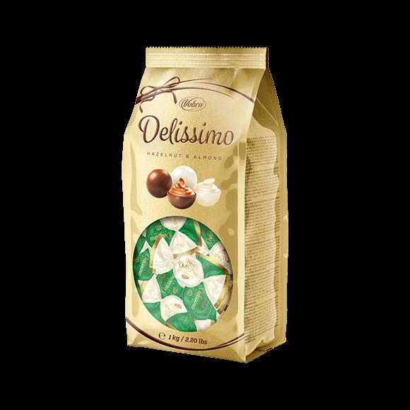 Delissimo Hazlenut &Almond 1kg