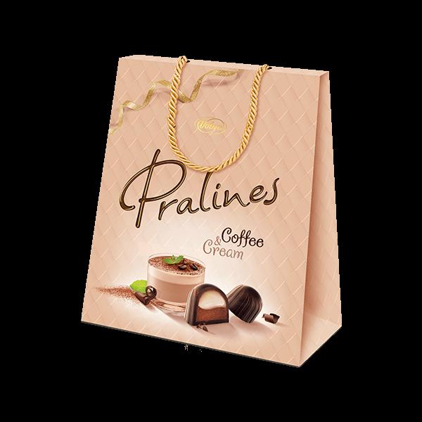 Pralines Coffee & Cream 197 g (torebka)