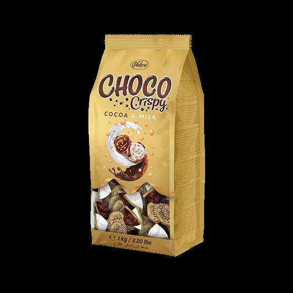 Choco Crispy Cocoa &Milk1kg